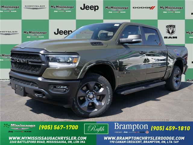 2021 RAM 1500 Big Horn (Stk: 21366) in Mississauga - Image 1 of 7