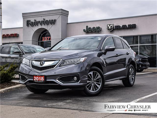 2018 Acura RDX Elite (Stk: U18504) in Burlington - Image 1 of 28