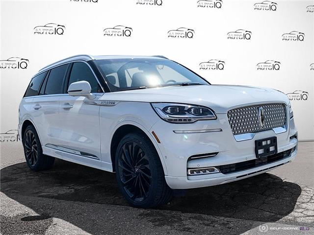 2021 Lincoln Aviator Reserve (Stk: S1189) in St. Thomas - Image 1 of 26