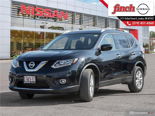 2016 Nissan Rogue SV (Stk: 16089-A) in London - Image 1 of 27