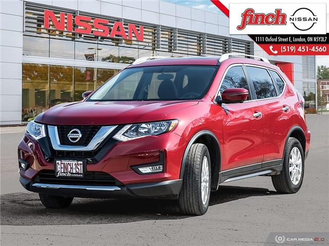 2017 Nissan Rogue SV (Stk: 16078-L) in London - Image 1 of 27