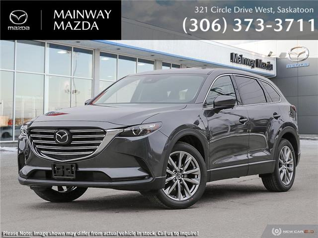 2021 Mazda CX-9 GS-L w/Captain Chairs (Stk: M21266) in Saskatoon - Image 1 of 23