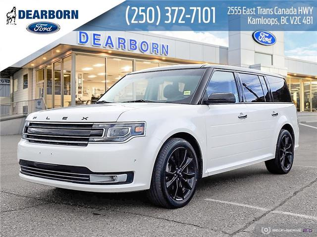 2019 Ford Flex Limited (Stk: KM026) in Kamloops - Image 1 of 26