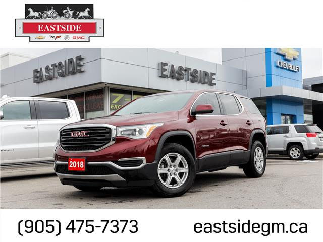 2018 GMC Acadia SLE-1 (Stk: 167836B) in Markham - Image 1 of 22
