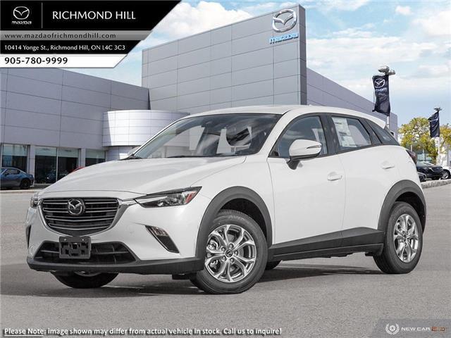 2021 Mazda CX-3 GS (Stk: 21-232) in Richmond Hill - Image 1 of 23