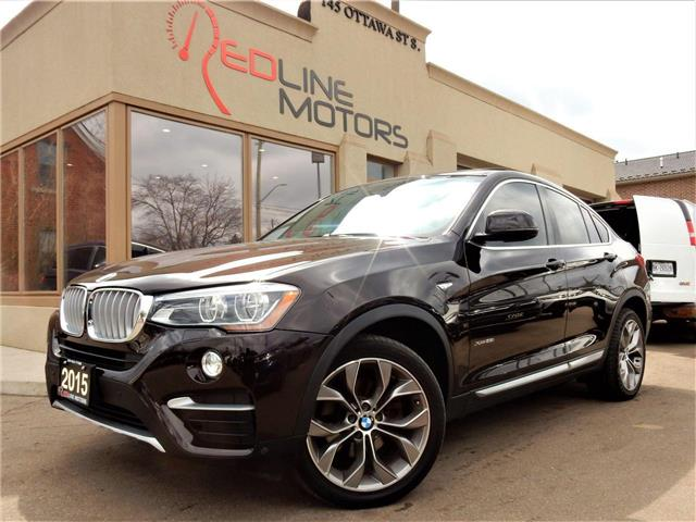 2015 BMW X4 xDrive28i (Stk: 5UXXW3) in Kitchener - Image 1 of 24