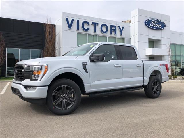 2021 Ford F-150 XLT (Stk: VFF20177) in Chatham - Image 1 of 19