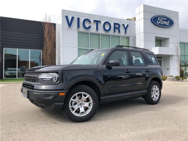 2021 Ford Bronco Sport Base (Stk: VBS20232) in Chatham - Image 1 of 18