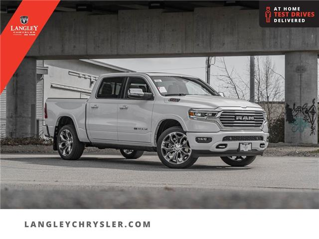 2021 RAM 1500 Limited Longhorn (Stk: M665829) in Surrey - Image 1 of 26
