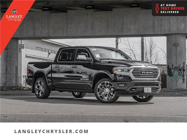 2021 RAM 1500 Limited Longhorn (Stk: M688517) in Surrey - Image 1 of 28