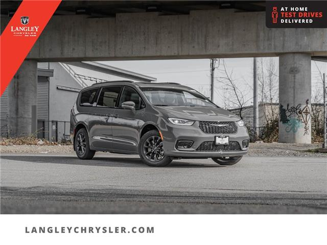 2021 Chrysler Pacifica Touring L Plus (Stk: M545065) in Surrey - Image 1 of 26