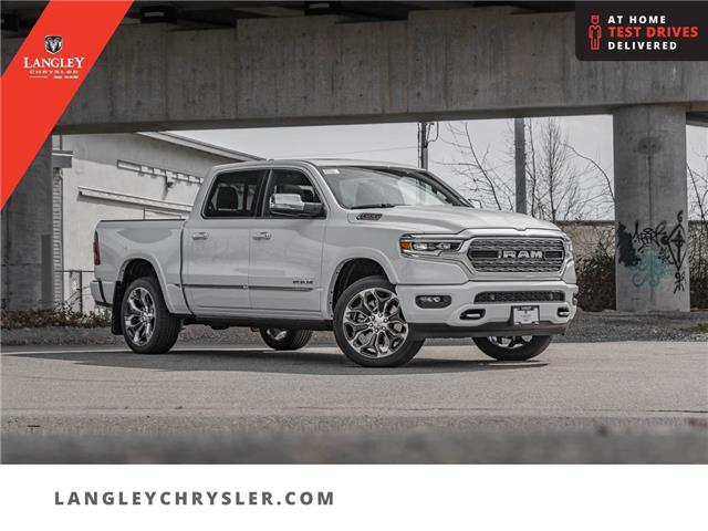 2021 RAM 1500 Limited (Stk: M699138) in Surrey - Image 1 of 25