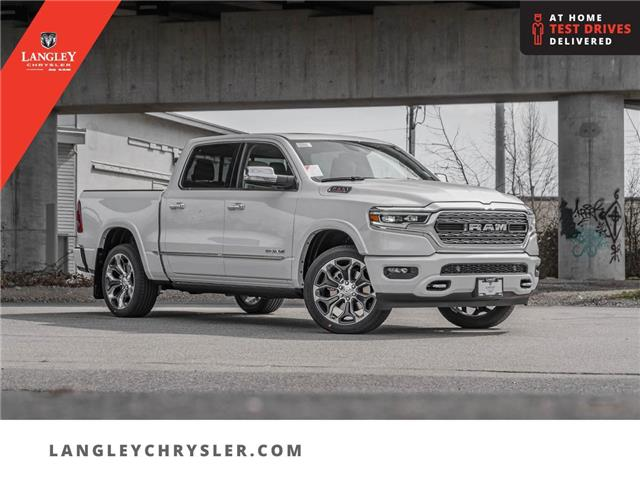 2021 RAM 1500 Limited (Stk: M701648) in Surrey - Image 1 of 28