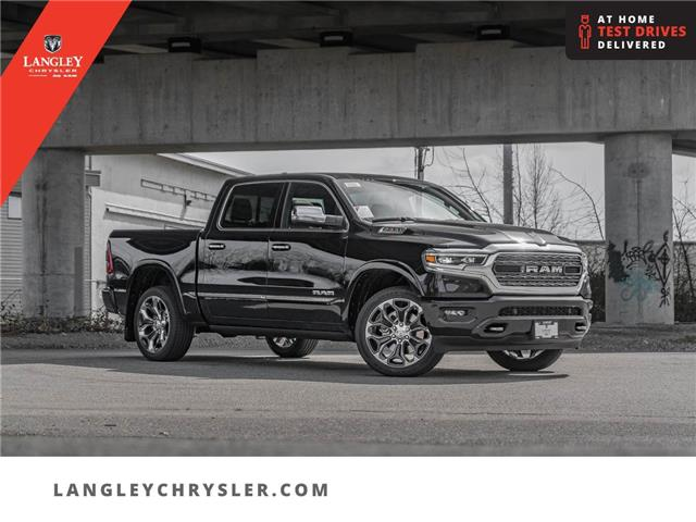 2021 RAM 1500 Limited (Stk: M699139) in Surrey - Image 1 of 22