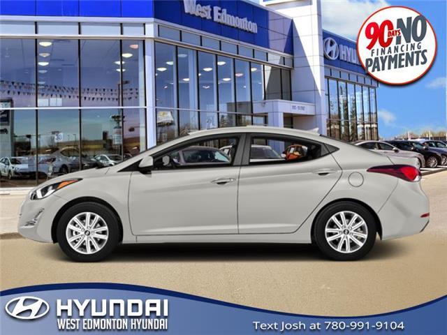 2014 Hyundai Elantra  (Stk: 10338A) in Edmonton - Image 1 of 1