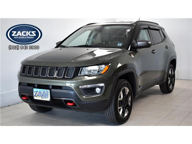 2018 Jeep Compass Trailhawk (Stk: 50019) in Truro - Image 1 of 38