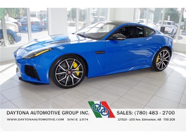 2017 Jaguar F-TYPE  (Stk: 0615) in Edmonton - Image 1 of 25