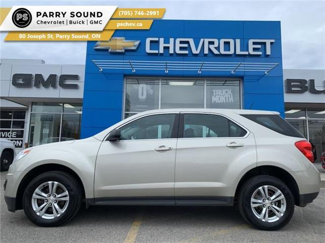2014 Chevrolet Equinox LS (Stk: 21-077B) in Parry Sound - Image 1 of 18