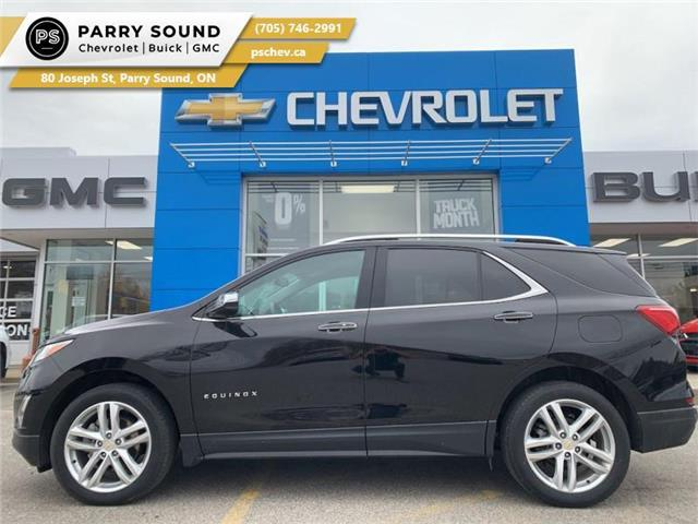 2020 Chevrolet Equinox Premier (Stk: PS21-023) in Parry Sound - Image 1 of 20