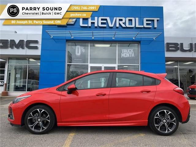 2019 Chevrolet Cruze LT (Stk: PS21-030) in Parry Sound - Image 1 of 20