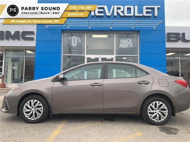 2019 Toyota Corolla SE (Stk: PS21-034) in Parry Sound - Image 1 of 20