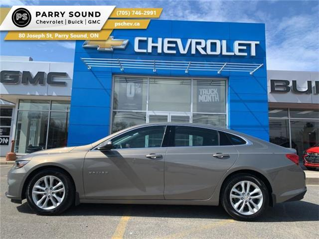 2018 Chevrolet Malibu LT (Stk: 21-062A) in Parry Sound - Image 1 of 19