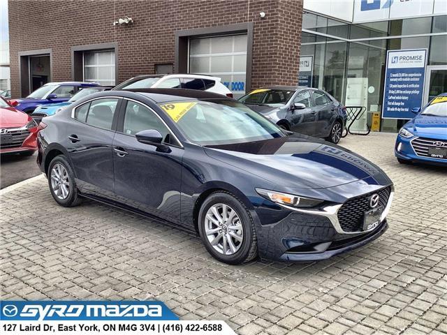 2019 Mazda Mazda3 GX (Stk: 30723A) in East York - Image 1 of 30