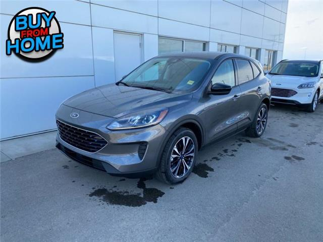 2021 Ford Escape SE (Stk: ESC1010) in Nisku - Image 1 of 21
