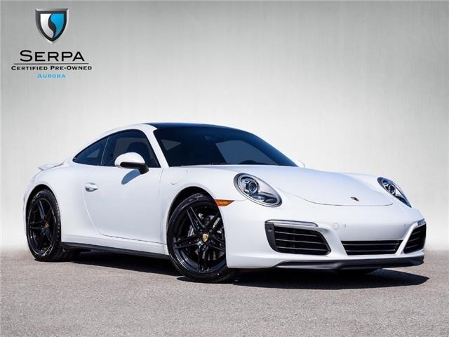 2018 Porsche 911 Carrera 4 (Stk: P1508) in Aurora - Image 1 of 28
