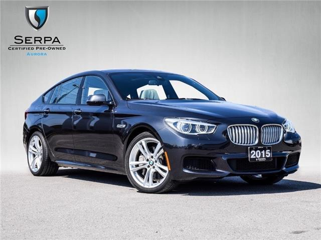 2015 BMW 550i xDrive Gran Turismo (Stk: P1050) in Aurora - Image 1 of 27