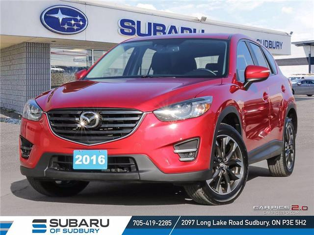2016 Mazda CX-5 GT (Stk: US1219A) in Sudbury - Image 1 of 28