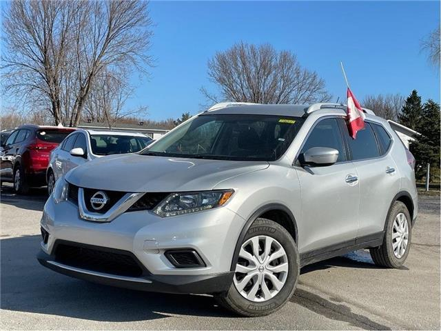2014 Nissan Rogue S (Stk: 21188A) in Rockland - Image 1 of 1
