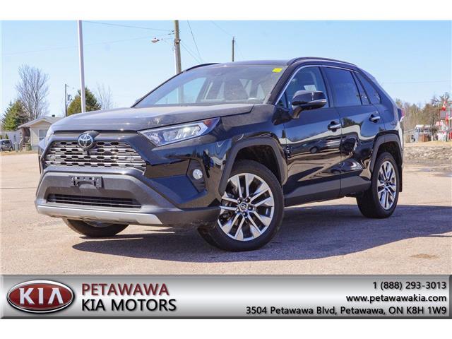 2019 Toyota RAV4 Limited (Stk: P0088) in Petawawa - Image 1 of 30
