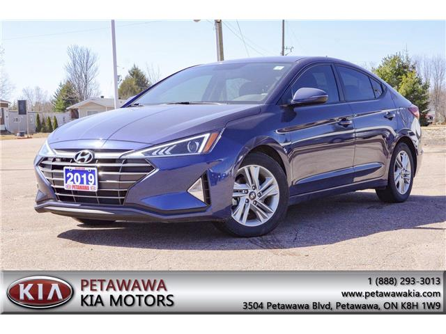2019 Hyundai Elantra Preferred (Stk: P0096) in Petawawa - Image 1 of 26