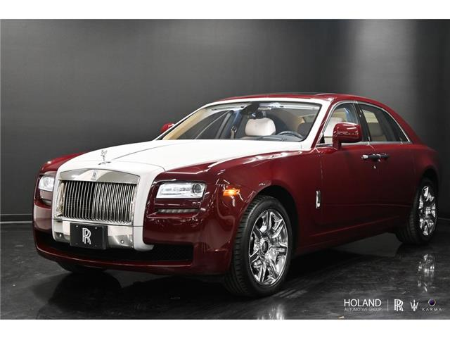 2010 Rolls-Royce Ghost Provenance - VENDU! SOLD! (Stk: 21023A) in Montreal - Image 1 of 30