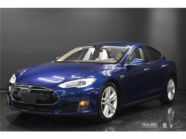 2015 Tesla Model S 70D - Autopilot - Supercharging included! (Stk: P0771A) in Montreal - Image 1 of 30