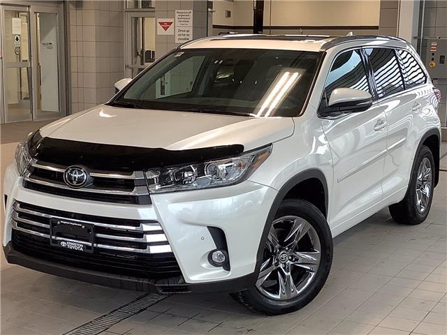 2019 Toyota Highlander Limited (Stk: P19372) in Kingston - Image 1 of 12