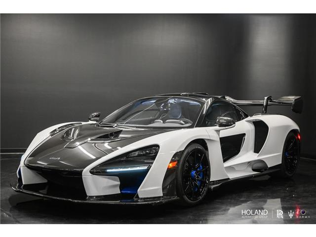 2019 McLaren Senna Price in USD (Stk: A66235) in Montreal - Image 1 of 30