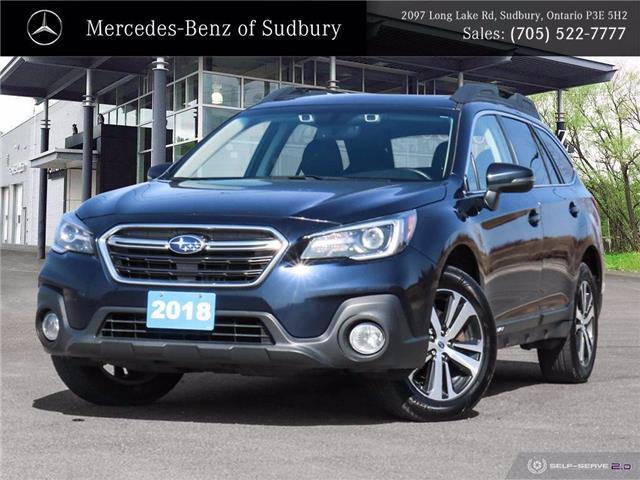 2018 Subaru Outback 2.5i Limited (Stk: UM1225) in Sudbury - Image 1 of 27