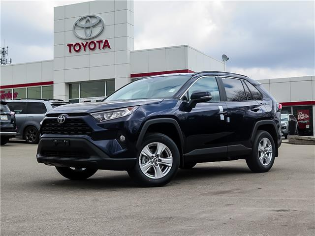 2021 Toyota RAV4 XLE (Stk: 15318) in Waterloo - Image 1 of 20