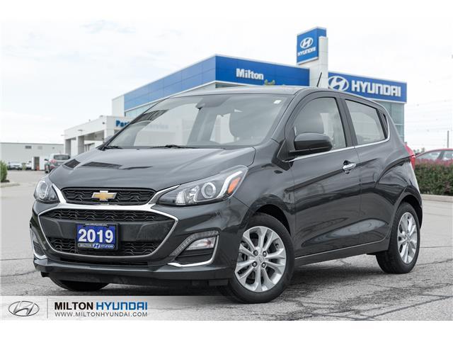 2019 Chevrolet Spark 2LT CVT (Stk: 785661) in Milton - Image 1 of 21