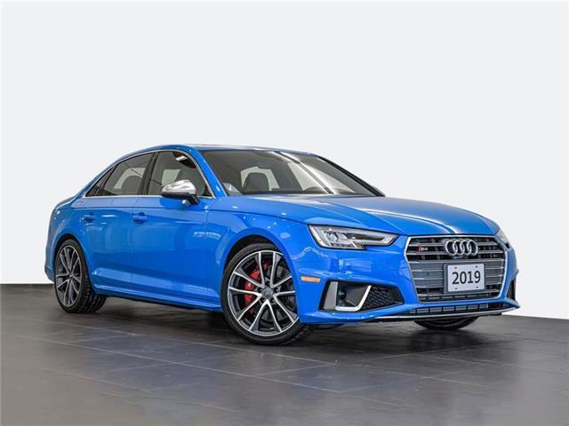 2019 Audi S4 3.0T Progressiv (Stk: 52851) in Ottawa - Image 1 of 21