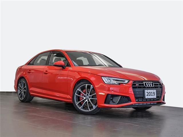 2019 Audi S4 3.0T Progressiv (Stk: 52894) in Ottawa - Image 1 of 21