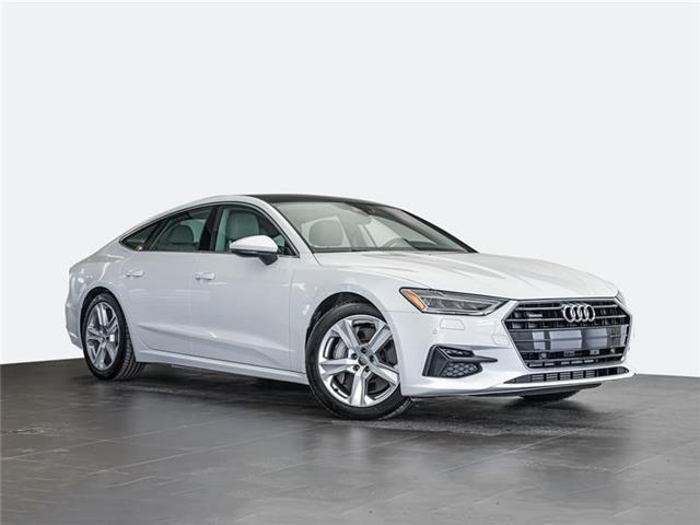 2019 Audi A7 55 Progressiv (Stk: 92163) in Nepean - Image 1 of 21