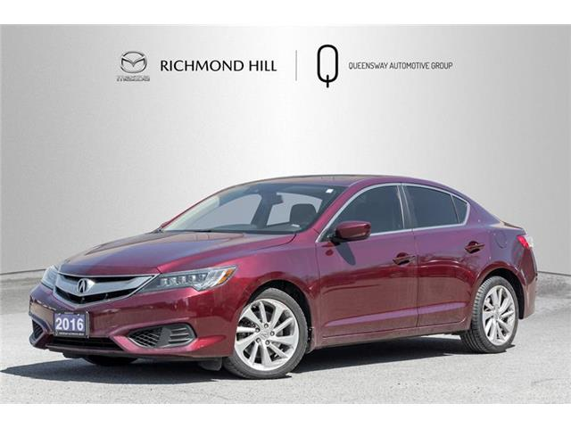 2016 Acura ILX Base (Stk: 21-052A) in Richmond Hill - Image 1 of 21