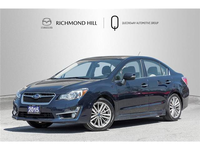 2015 Subaru Impreza 2.0i Limited Package (Stk: 21-346A) in Richmond Hill - Image 1 of 20