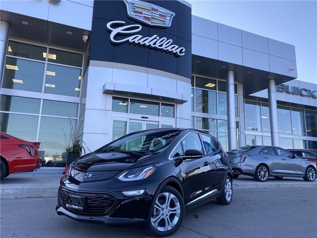 2021 Chevrolet Bolt EV LT (Stk: 4110154) in Newmarket - Image 1 of 26