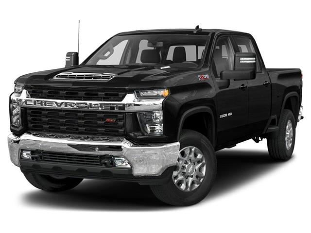 2021 Chevrolet Silverado 3500HD LTZ (Stk: T21-1903) in Dawson Creek - Image 1 of 9