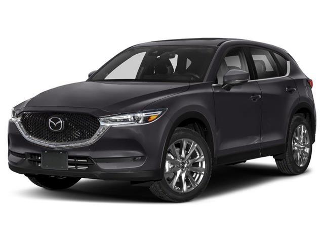 2021 Mazda CX-5 Signature (Stk: N210512) in Markham - Image 1 of 9