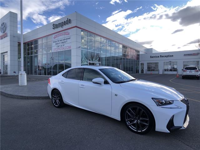 2018 Lexus IS 350 Base (Stk: 9378A) in Calgary - Image 1 of 25